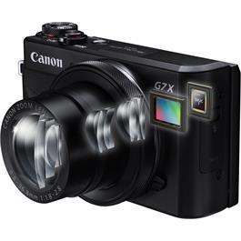 Canon PowerShot G7X II Detail Internals Sensor