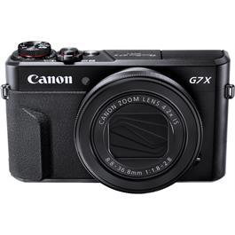 Canon PowerShot G7X II Front Angle Top