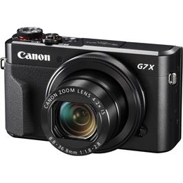 Canon PowerShot G7 X Mark II Compact Digital Camera thumbnail