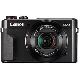 Canon PowerShot G7X II Front