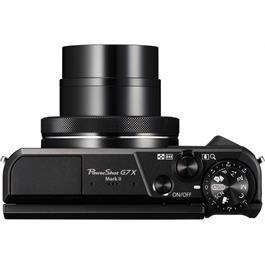 Canon PowerShot G7X II Top Zoom