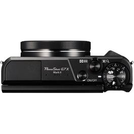 Canon PowerShot G7X II Top