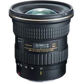 Tokina AT-X 11-20mm f/2.8 PRO DX Wide Angle Zoom Lens - Canon EF Mount thumbnail