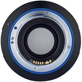 Zeiss Milvus 15mm f/2.8 ZE - Canon Fit Back