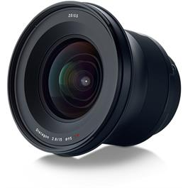 Zeiss Milvus 15mm f/2.8 ZF.2 - Nikon Fit Angle