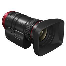 Canon CN-E18-80mm T4.4 L IS KAS S Compact-Servo Cine Zoom Lens thumbnail