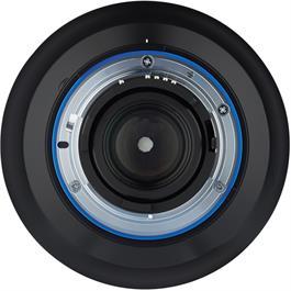 Zeiss Milvus 15mm f/2.8 ZF.2 - Nikon Fit back