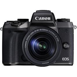 Canon EOS-M5 with EF-M 18-150mm f/3.5-6.3 IS STM Lens Kit thumbnail
