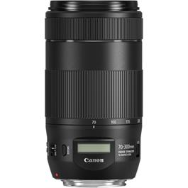 Canon EF 70-300mm f4-5.6 IS II USM Side