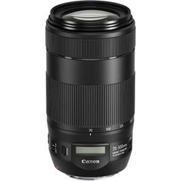 Canon EF 70-300mm f4-5.6 IS II USM Side Top Angle