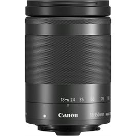 Canon EF-M 18-150mm Black Side