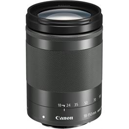 Canon EF-M 18-150mm f/3.5-6.3 IS STM - Black thumbnail
