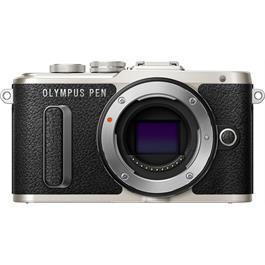 Olympus PEN E-PL8 Digital Mirrorless Camera Body - Black thumbnail