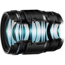 Olympus Zuiko 25mm f1.2 Internals