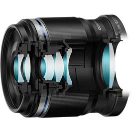 Olympus Zuiko 30mm f3.5 Macro Internals