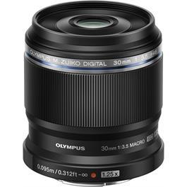 Olympus M.Zuiko Digital ED 30mm f/3.5 Macro Lens thumbnail