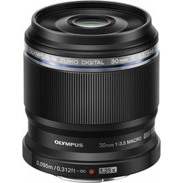 Olympus Zuiko 30mm f3.5 Macro Side