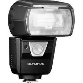 Olympus FL-900R Wireless Flash Front Angle 2