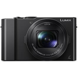 Panasonic DMC-LX15 Compact Digital camera - Black thumbnail