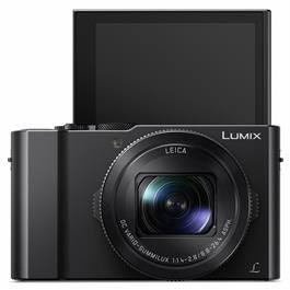 Panasonic LX15 Front With Screen