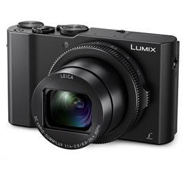 Panasonic LX15 Front Angle