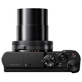 Panasonic LX15 Top with Lens on Zoom