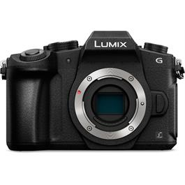 Panasonic G80 Digital Camera Body Black thumbnail