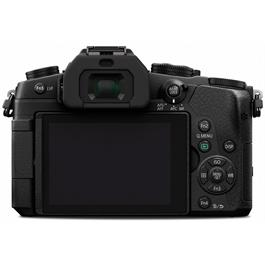 Panasonic G80 Back with Screen