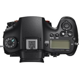 Sony A99 Mark II Top