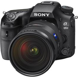 Sony A99 Mark II Front Angle with Lens