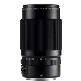 Fujifilm GF 120mm f/4 Macro Medium Format Lens thumbnail