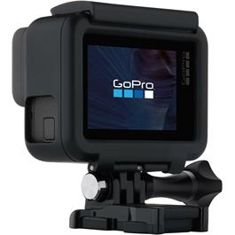 GoPro Hero 5 Black Back Angle with Frame