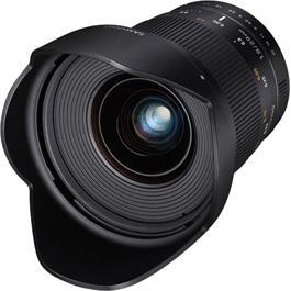 Samyang 20mm f/1.8 ED AS UMC Canon EF Mount Lens thumbnail