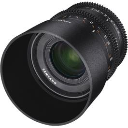 Samyang 35mm T1.3 ED AS UMC VCSC Sony Front Angle