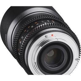 Samyang 35mm T1.3 ED AS UMC VCSC Sony Back Angle
