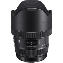 12-24mm f/4 DG HSM Art Lens - Sigma mount thumbnail