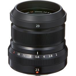 Fujifilm 23mm f2 R WR XF Wide Angle Prime Lens - Black Thumbnail Image 1