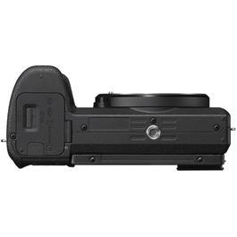 Sony A6500 Bottom
