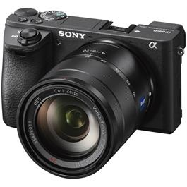 Sony A6500 with 16-70mm Front Angle