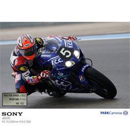 Sony a6500 mirrorless Digital Camera - Body - Black Thumbnail Image 9