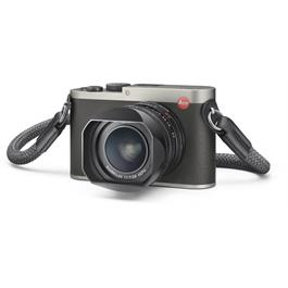 Leica Q (Typ 116) Titanium Gray Lacquered Front Angle