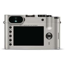 Leica Q (Typ 116) Titanium Gray Lacquered Back