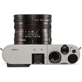 Leica Q (Typ 116) Titanium Gray Lacquered Top