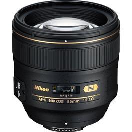 Nikon AF-S NIKKOR 85mm f/1.4G thumbnail