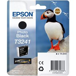 Epson Puffin T3241 Photo Black Ink Cartridge for Epson SC-P400 thumbnail