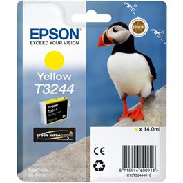 Epson Puffin T3244 Yellow Ink Cartridge for Epson SC-P400 thumbnail