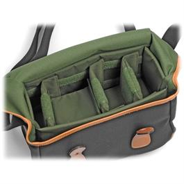 Unique to the L2 is the way its extended sides are integrated into the main flap to further protect your gear from the elements.