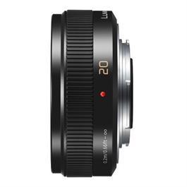 Panasonic Lumix G 20mm f/1.7 II ASPH Black - M4/3 lens Thumbnail Image 1