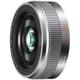 Panasonic Lumix G 20mm f/1.7 II ASPH Silver - M4/3 lens Thumbnail Image 1