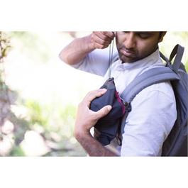 Shell Ultralight Rain and Dust Camera Cover Small
